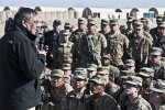 Soldiers in Afghanistan focused on 2012 objectives