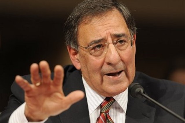Defense Secretary Leon E. Panetta added a pointed anti-bullying directive to a message sent Dec. 23, 2011, to service members around the world.