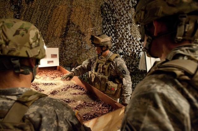 IED Mission Brief