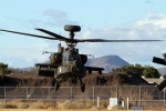 Apache (AH-64D) Block III Takes Off