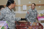 Soldiers pitch in at Toys for Tots