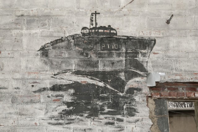 An image of a mural depicting PT 10.