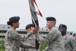 Doyle relinquishes command of 30th Medical Command