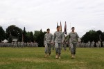 Thoracic surgeon assumes command of 30th MEDCOM