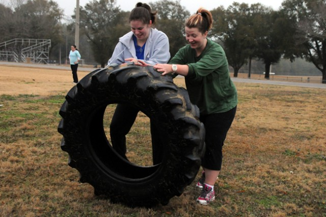 Fitness facility offers boot camp to kick off resolutions