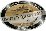 Unified Quest 2012 logo