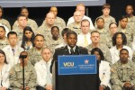 Fort Lee Soldier relates his experiences