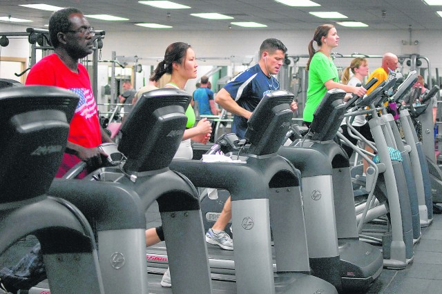 New Year brings upgraded gyms, new resolutions to get fit