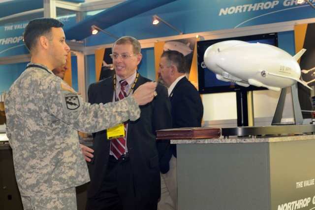 Aging Kiowa, vertical UAS, aviation challenges discussed at AUSA
