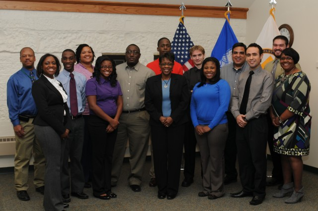 The Rock Island Arsenal welcomes 10 interns from across the United States through the Minority College Relations Program.