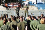 Marines get lessons in inequality during Field Meet