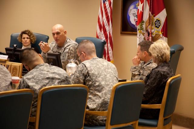 Army Chief of Staff visits Alaska