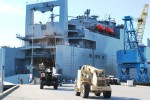 All aboard the USNS Red Cloud