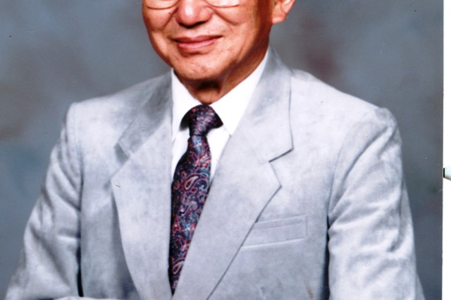 Mitsuru Hayashi was awarded the Congressional Gold Medal but could not attend the presentation ceremony in Washington, D.C. due to his failing health.  Hayashi died Nov. 16, and his children accepted the medal on his behalf during the memorial service Jan. 6.