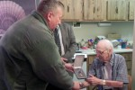 Pittsburgh WWII Veteran Receives Purple Heart