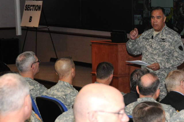 Leaders gather, focus on future force