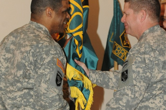 NCO Academy welcomes new commandant