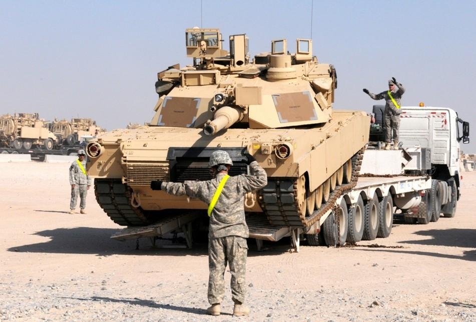 Army Motor Pool