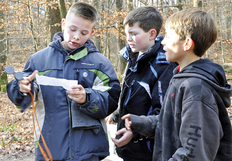 Matt The Scout Boy Credits Version 2: Scouts Test Their Skills During Wiesbaden's Klondike Derby