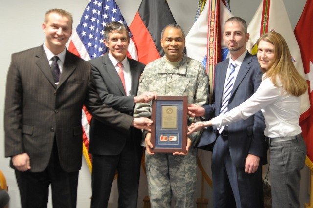21st Theater Sustainment Command wins DA Lean Six Sigma awards