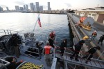 Army demonstrates watercraft capabilities at joint disaster-relief exercise in Tokyo