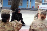 Female Soldiers help bridge Afghanistan culture gap