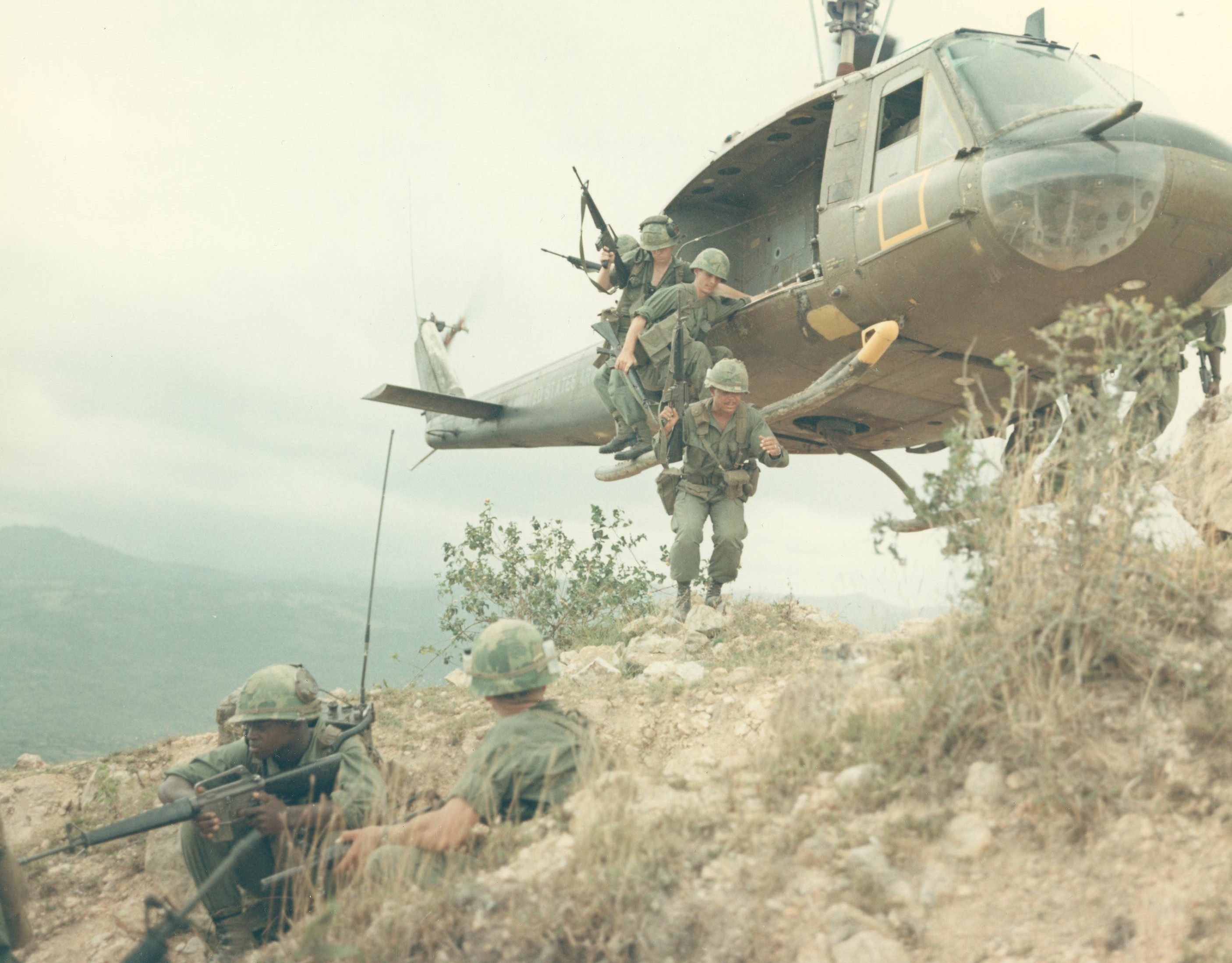 Provisional Corps Vietnam | Article | The United States Army