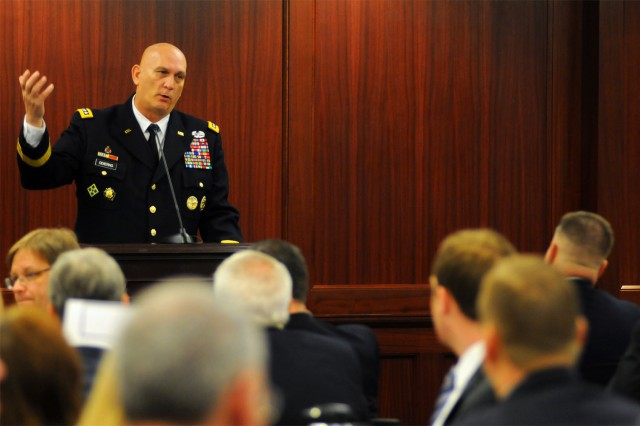 Chief of Staff of the Army Gen. Raymond T. Odierno said new policies regarding women in combat roles are about using the Army's best talent in the best positions.