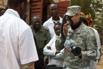 Medics share training in Mali during 'Atlas Accord'