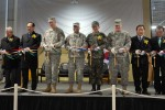 Army Prepositioned Stock IV Ribbon Cutting