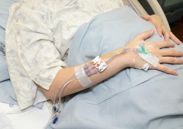 Nurse Patient Care Color Tubing