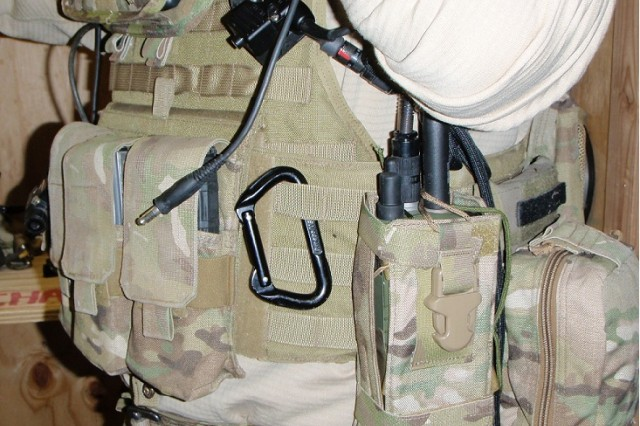 75th Ranger Regiment with JTRS Rifleman Radio