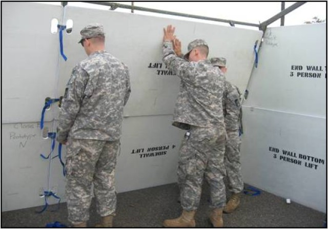 Bringing immediate protection to Soldiers