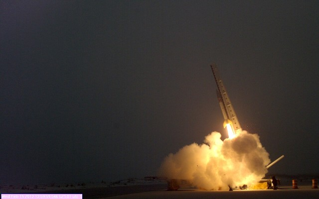 SMDC successfully launches Short Range Ballistic Target