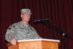 Col. Baldwin takes reigns of 3rd MDSC OCP (FWD)