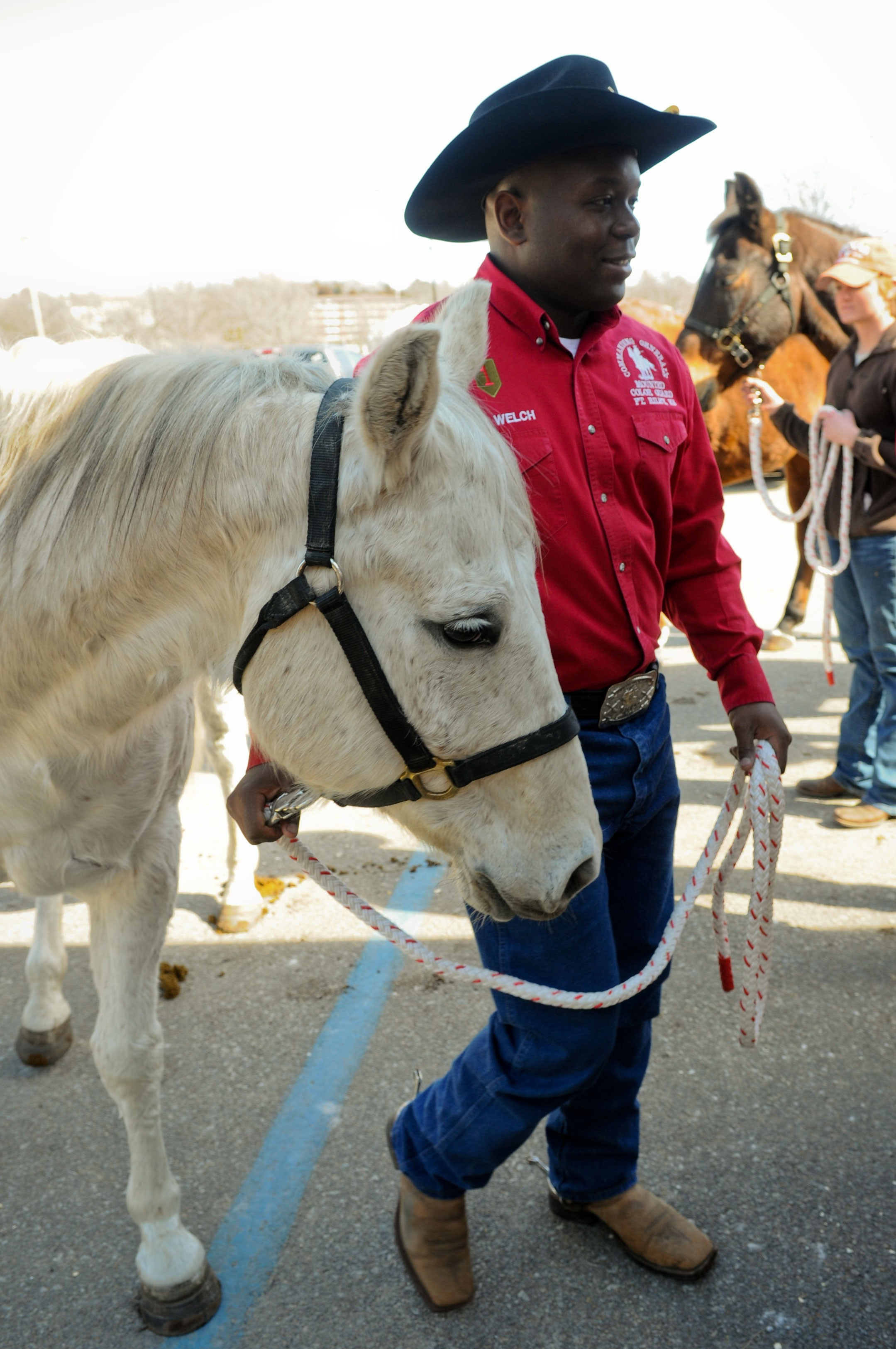 Kansas State Rodeo Hosts Military Appreciation Day