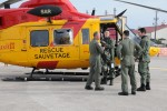 USCG, Royal Canadian AF work together