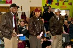 Two Tuskegee Airmen: Two married lives, Histories rich with dedication and family values