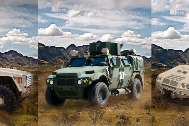 Army officials say industry is ready now to begin developing the Joint Light Tactical Vehicle for the Army.  While multiple prototype JLTV vehicles exist, the Army has yet to choose one as the service's newest vehicle.