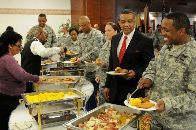 Fort carson observes african american black history month for African american cuisine