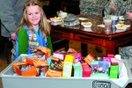 First-grader offers Fort Drum Soldiers free Girl Scout cookies