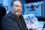 Natick workers continue activity book for 'heroes'