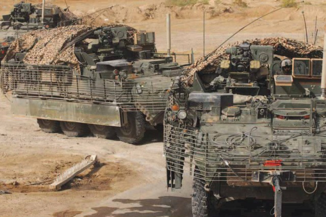 The double-V hull on new Strykers is saving lives in Afghanistan, acquisition officials say, adding that over 400 more of them will be fielded this year.