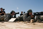 Army Sniper School comes to Fort Bliss