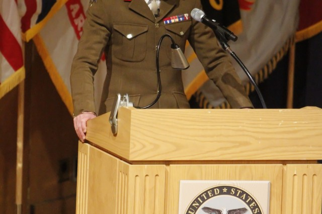 "General Sir Richard Shirreff, Deputy Supreme Allied Commander Europe was the guest speaker at the 64th annual Kermit Roosevelt Lecture Series at West Point March 5. He spoke to cadets from the Class of 2013 on the topic of ""Generalship in 21st Century Conflict."""