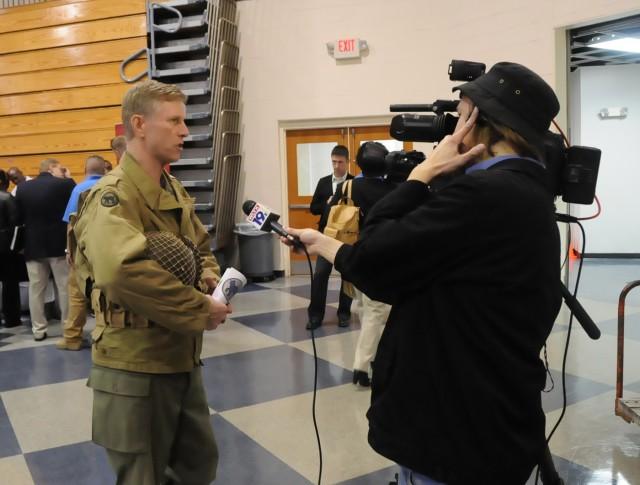 Hiring Our Heroes veteran's job fair held at Fort Jackson