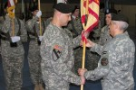 Passing the guidon