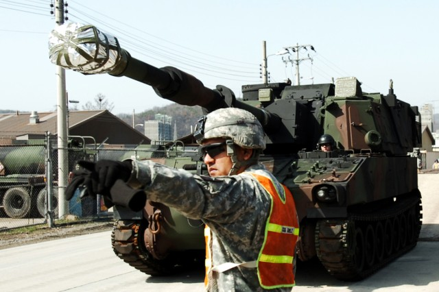 Eighth Army trains with its South Korean allies during Exercises Key Resolve and Foal Eagle.