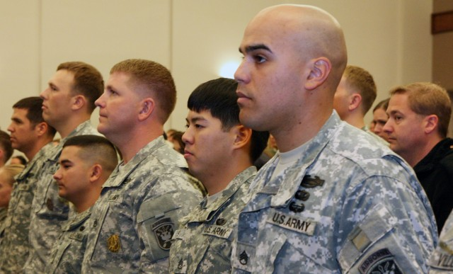 U.S. Army Civil Affairs Soldiers graduate qualification training