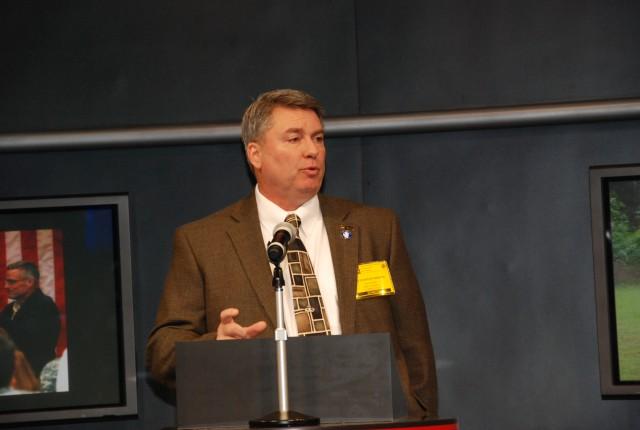 Doug Sanders, director Army South PRCC